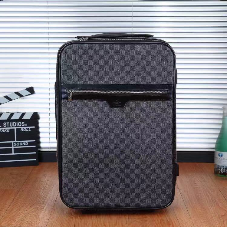 Pattern Luggage Bag 21 inches - FashionBeast