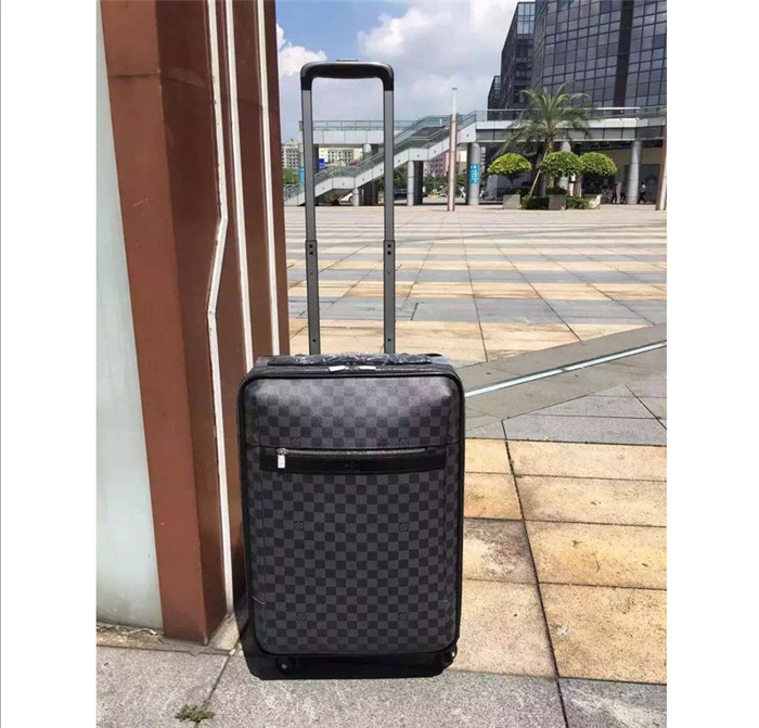 Pattern Luggage Bag 24 inches - FashionBeast