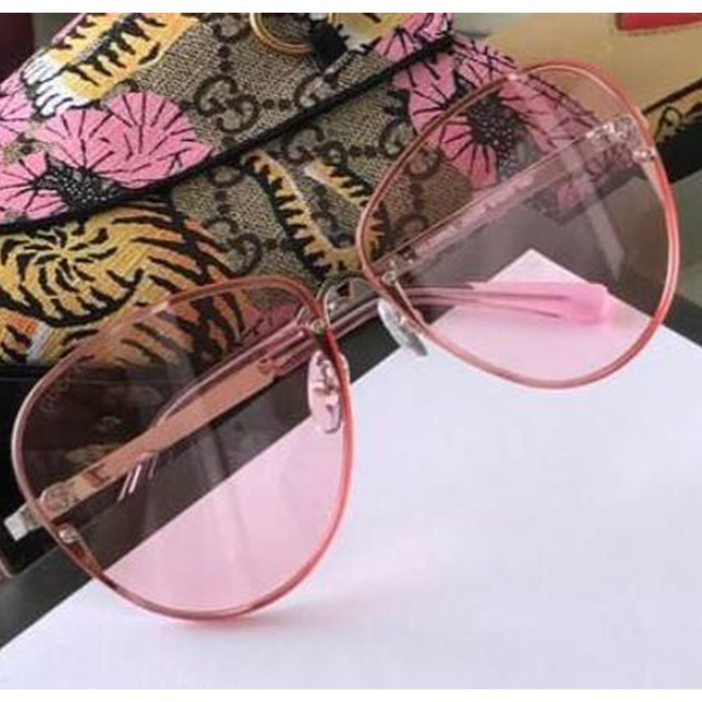 Gucci sunglasses pink - FashionBeast