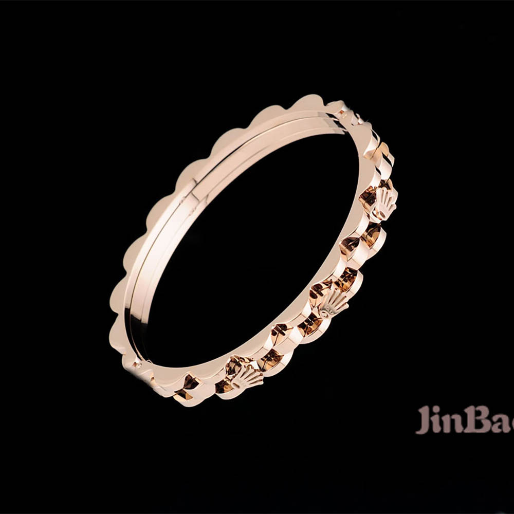 Bracelet in Rose Gold - FashionBeast
