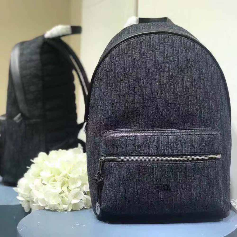Oblique Backpack - FashionBeast