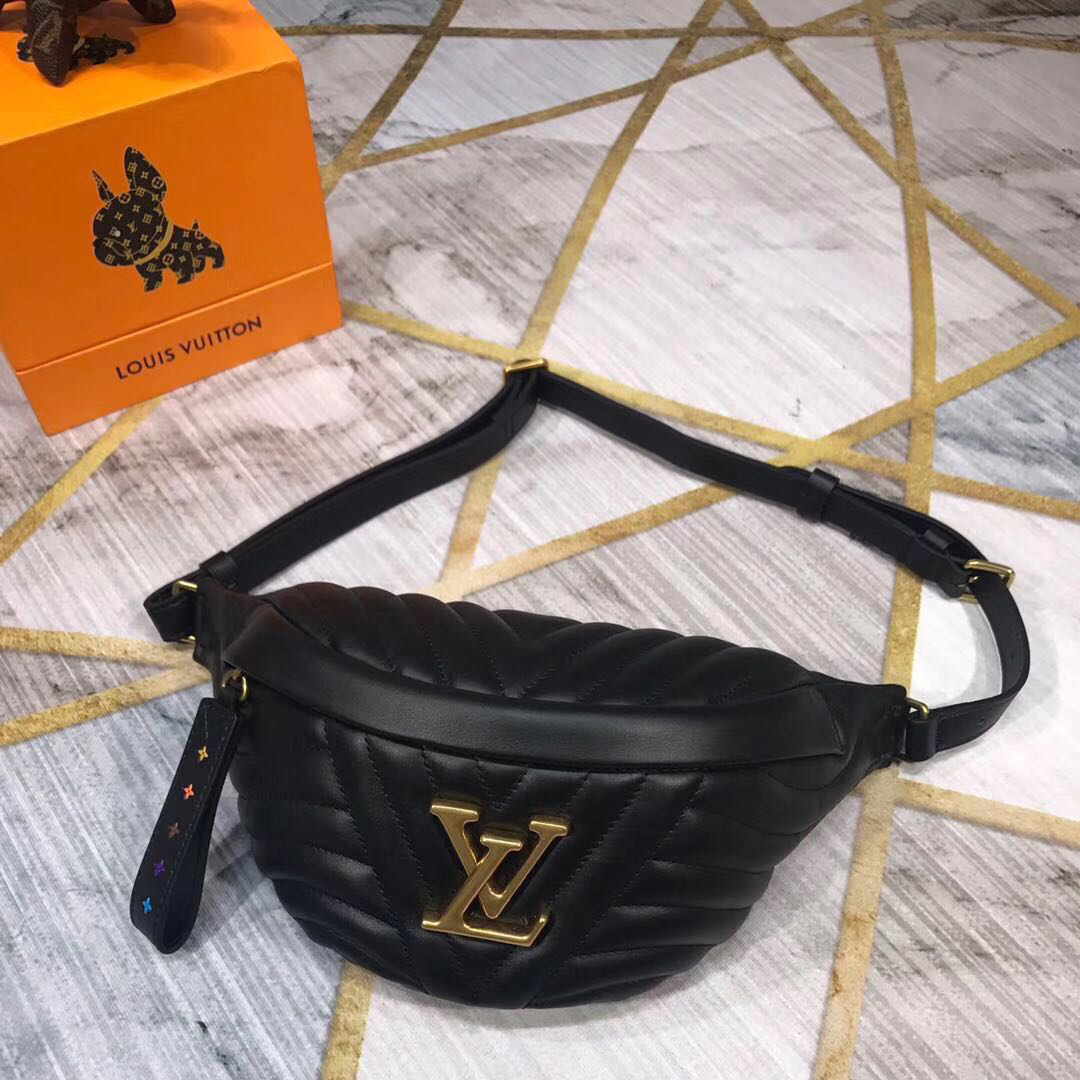 Louis Vuitton New Wave Leather Bumbag  - FashionBeast
