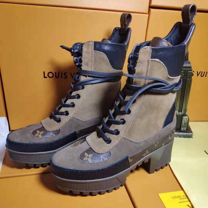 Louis Vuitton Laureate Platform Desert Boot - FashionBeast