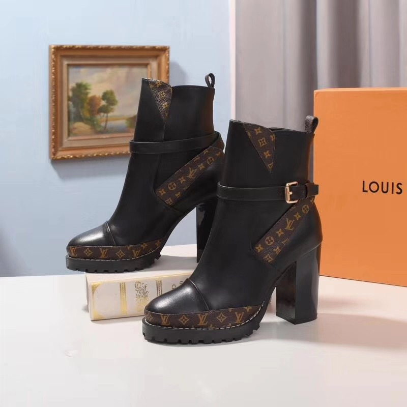 Louis Vuitton Star Trail Ankle Boot - FashionBeast