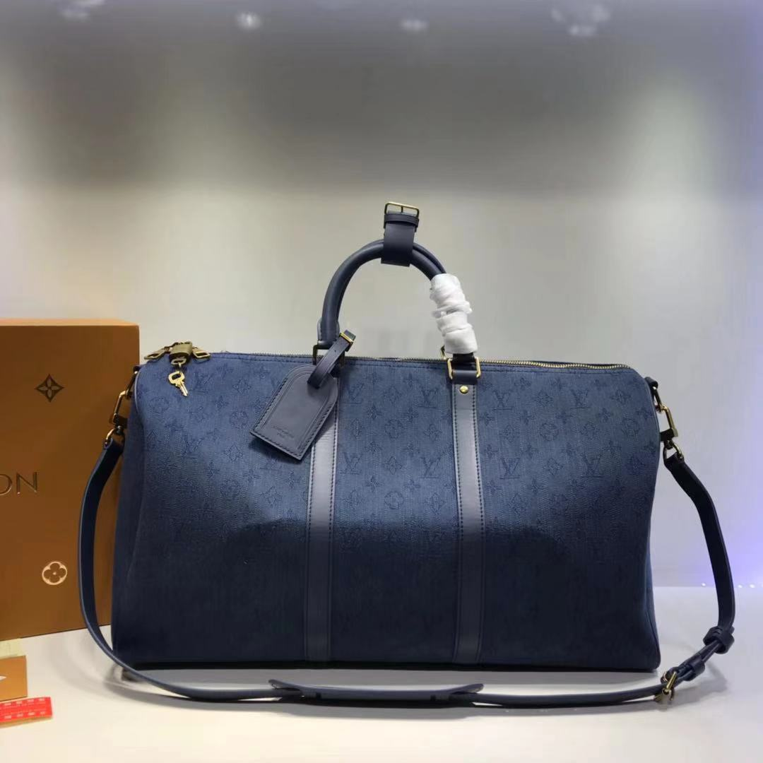 Louis Vuitton Keepall Bandouliere Duffle Bag  - FashionBeast