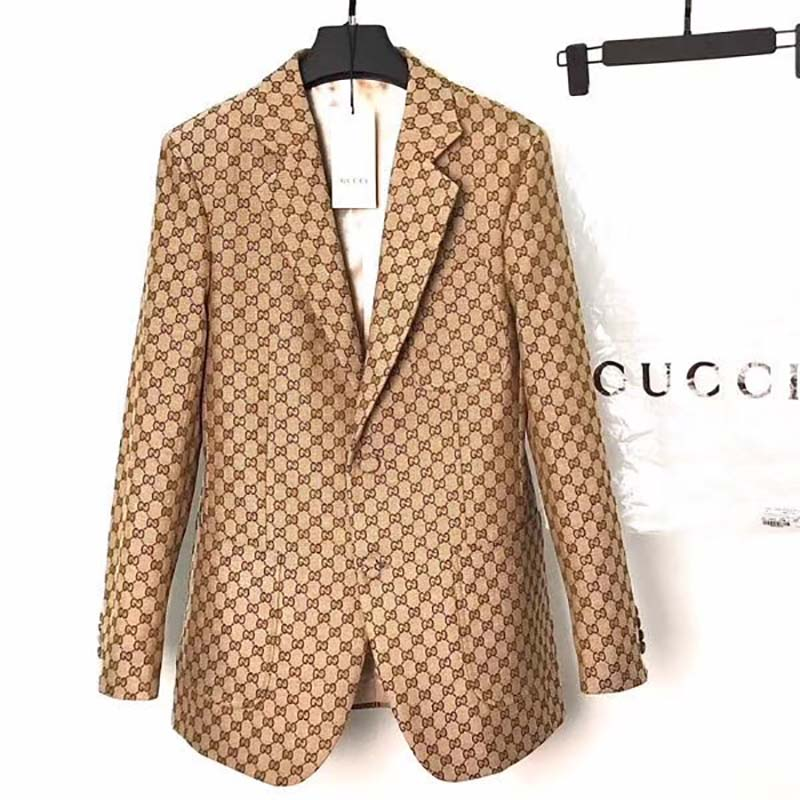 Gucci GG Canvas Jacket - FashionBeast