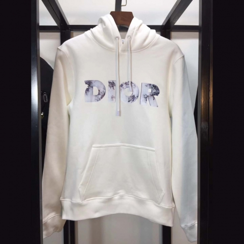 Molton Hoodie with DANIEL ARSHAM eroded-effect 3D Printed Logo  - FashionBeast