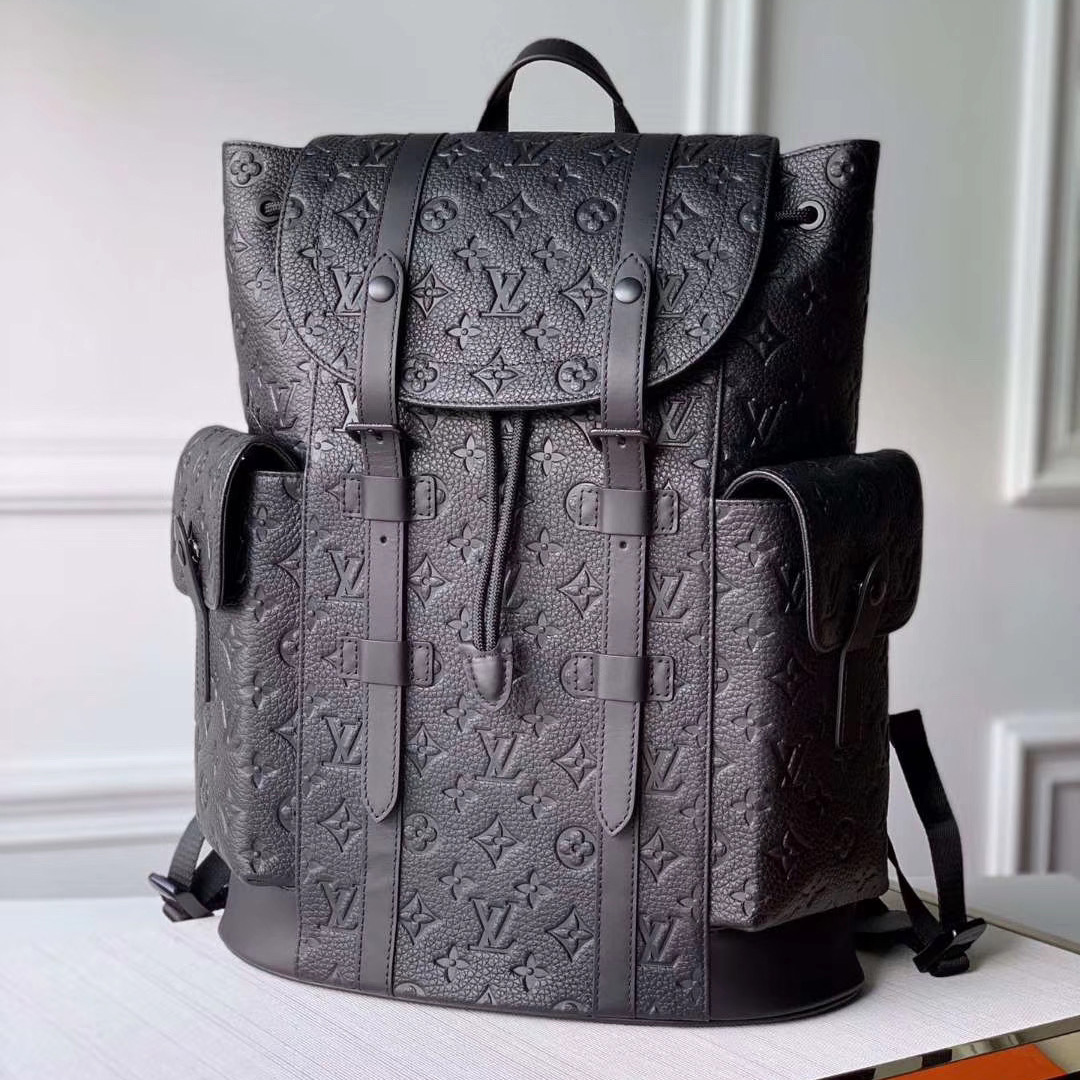 Monogram Backpack  - FashionBeast
