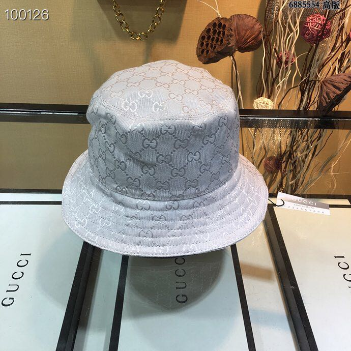 GG Lame Bucket Hat - FashionBeast