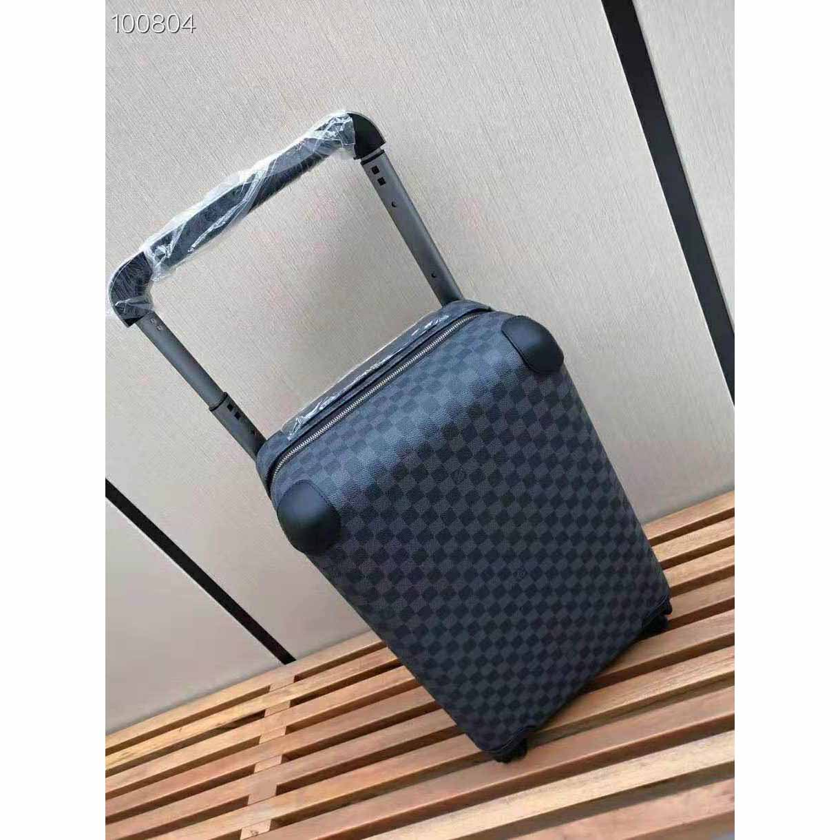 Horizon 50 Damier Graphite Canvas - FashionBeast