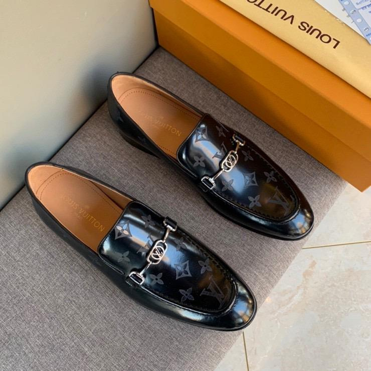 Monogram Men's Loafers - FashionBeast