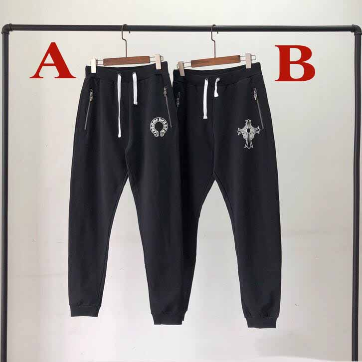 Logo Printed Cross T Pants  - FashionBeast