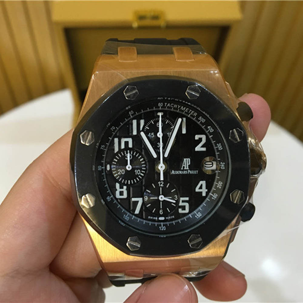 Audemars Piguet Royal Oak Offshore Chronograph Watch - FashionBeast