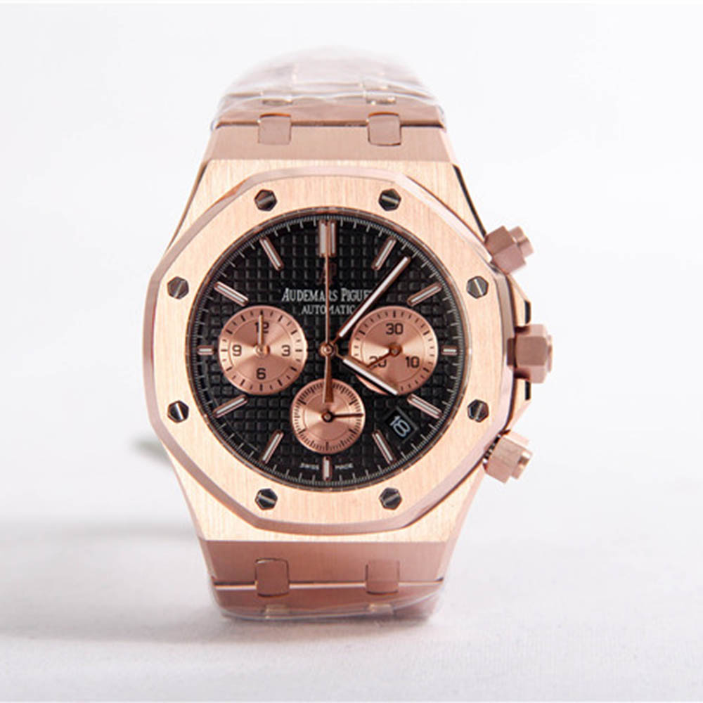 Audemars Piguet Royal Oak Offshore Jewelly Men Gold Color Watch - FashionBeast