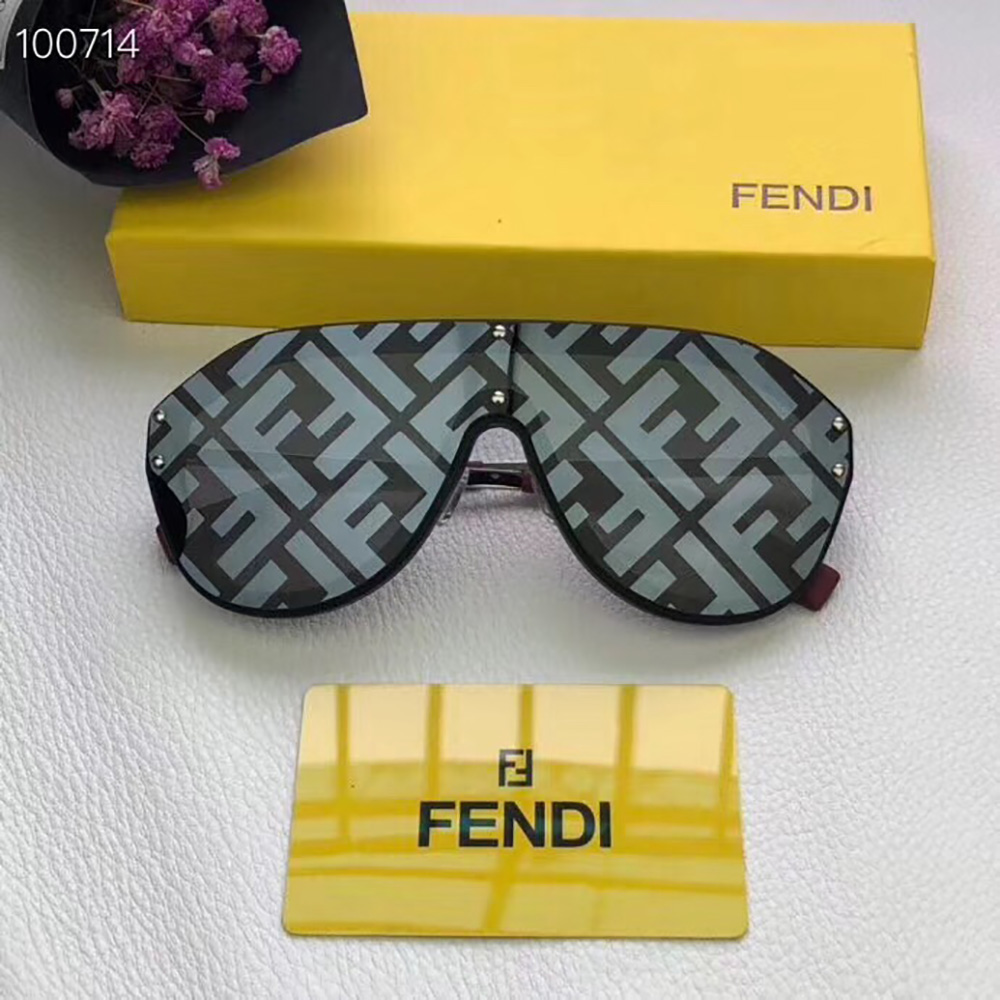 Fendi FF Sunglasses-M0039 - FashionBeast