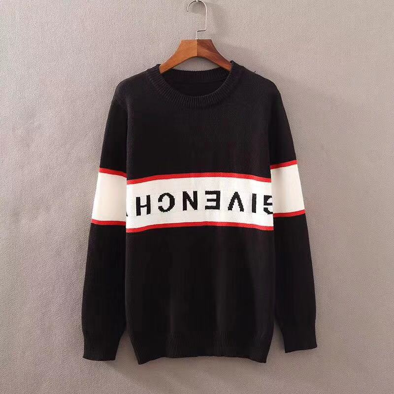 Givenchy Reverse Sweater in Black - FashionBeast