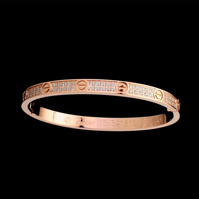 Cartier Bracelets in Rose Gold - FashionBeast