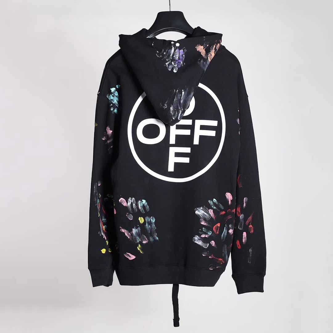 Off-White Starry Sky Hoodie  - FashionBeast