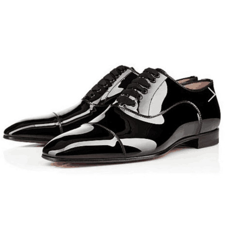 Christian Louboutin Cousin Top Daviol Calf Abrasivato Loafers - FashionBeast