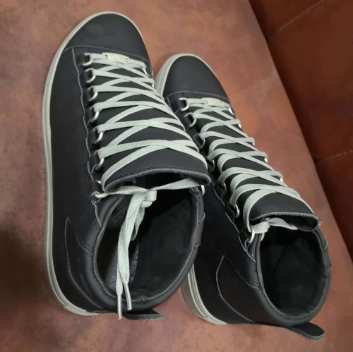 Limited Version Balenciaga Arena Black Sneakers - FashionBeast
