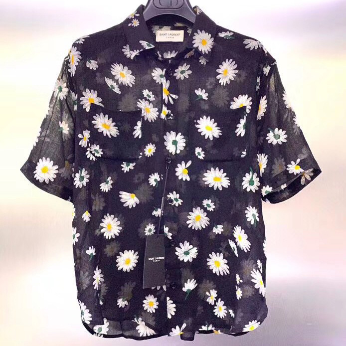 Flower Shirt T-shirt - FashionBeast