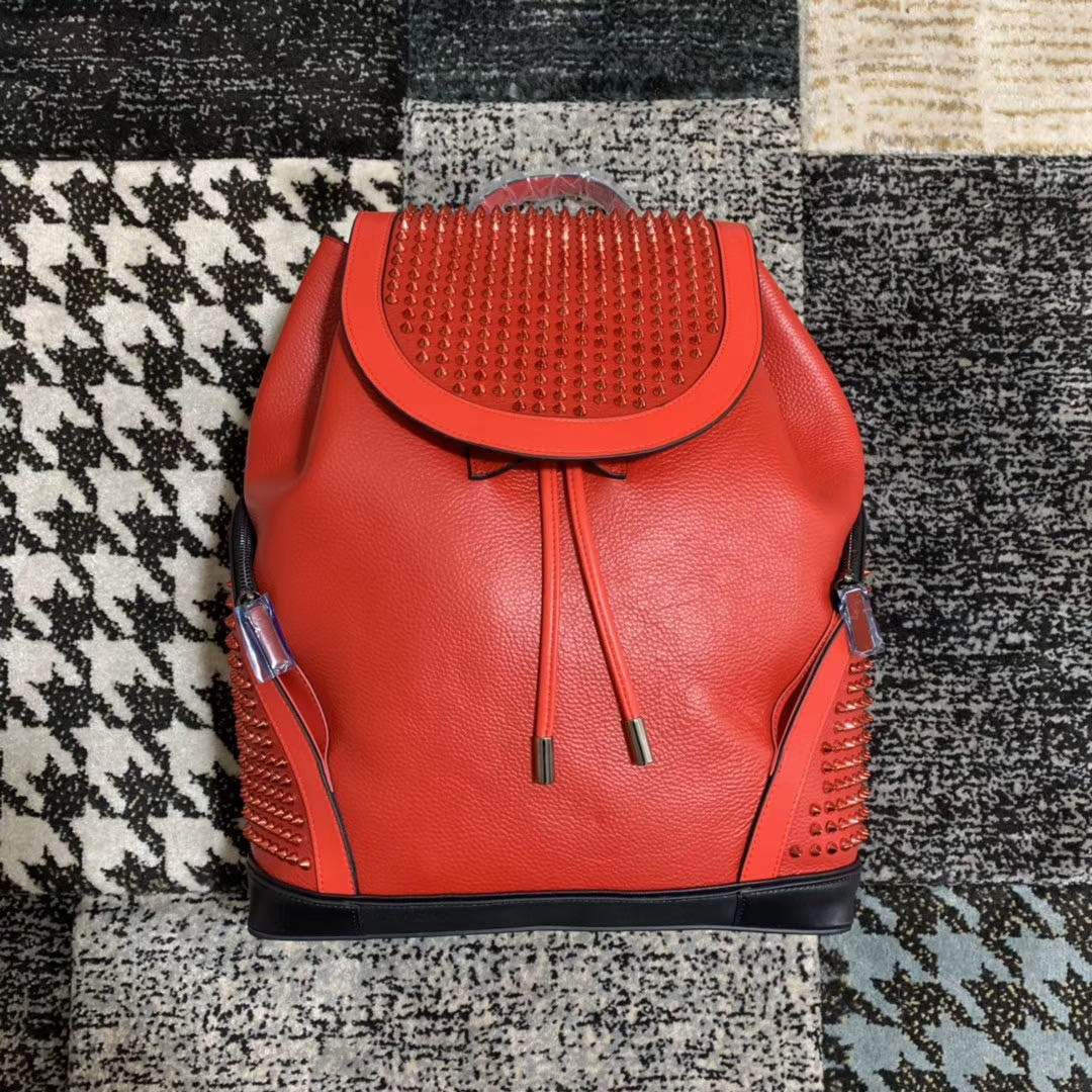 Red Backpack - FashionBeast