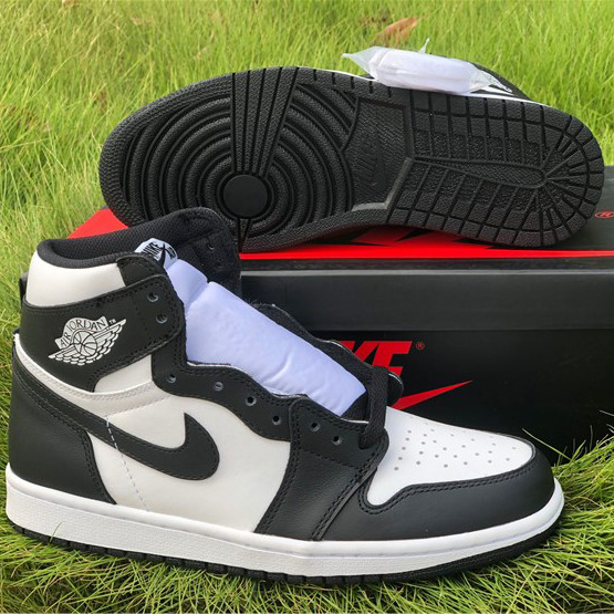 "Air 1 High OG WMNS ""Panda"" - FashionBeast"