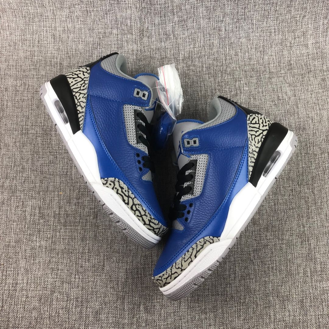 Air Jordan 3 Retro 'Sport Blue' - FashionBeast