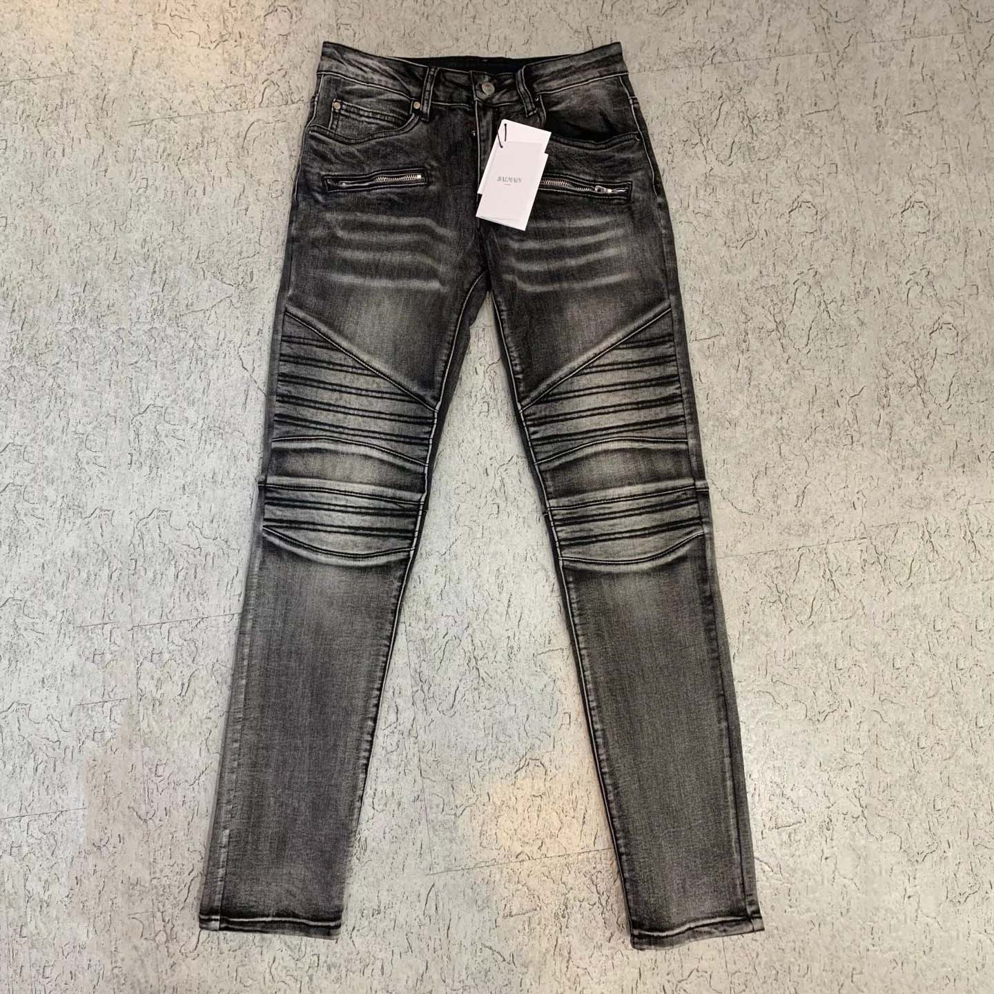 Black Slim-fit Jeans  - FashionBeast