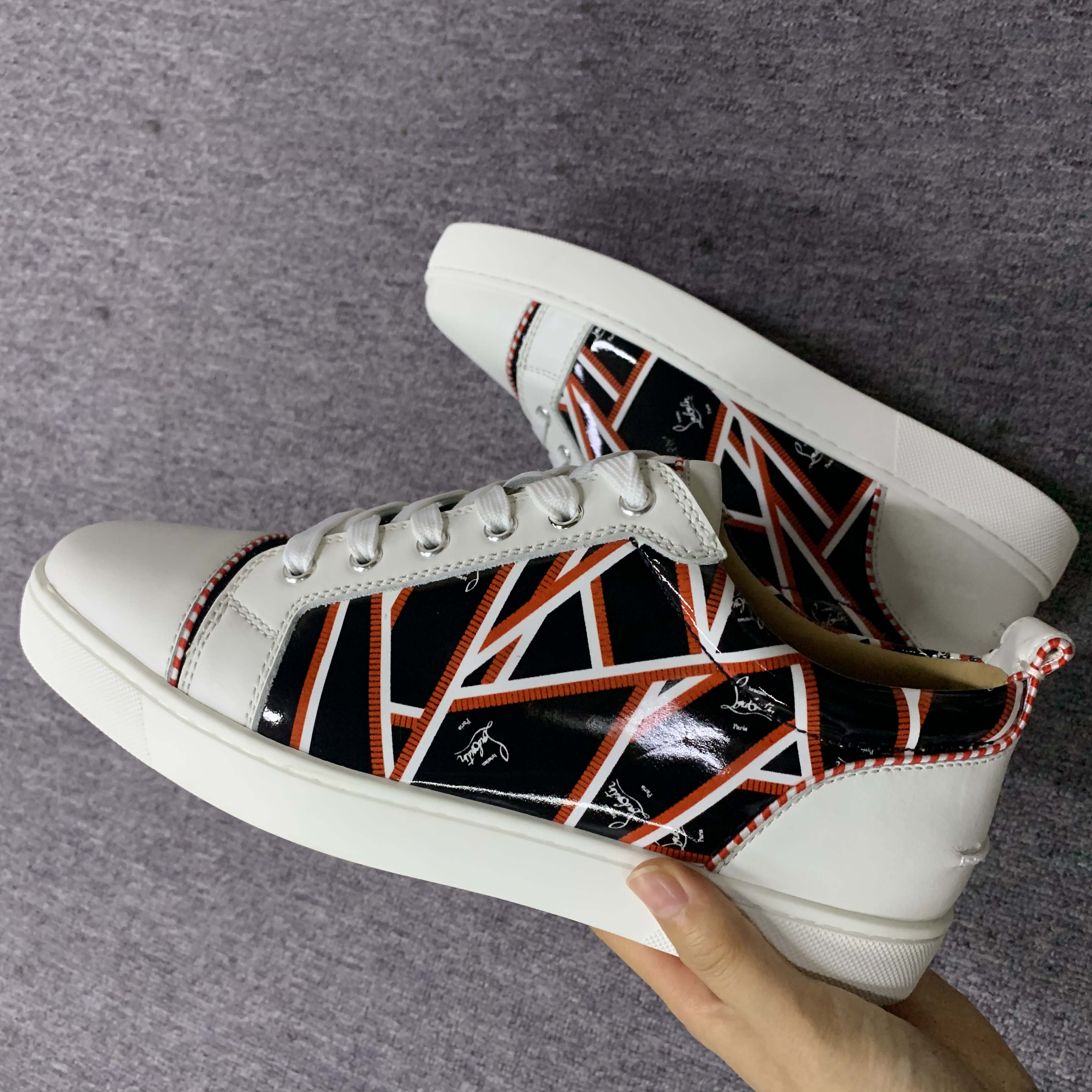 Super Perfect Louis Junior Low-top Trainers - FashionBeast