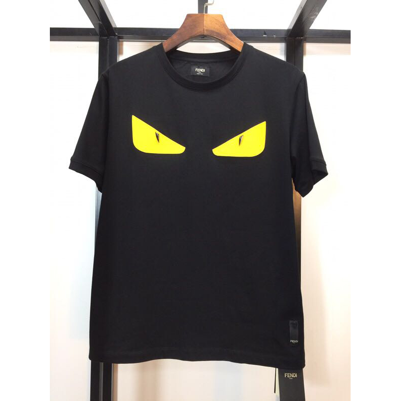 Bag Bugs Eyes Black T-shirt - FashionBeast