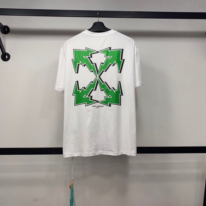 BOLT ARROWS S/S T-SHIRT IN WHITE - FashionBeast