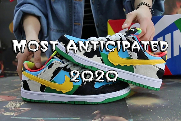 The Three Most Highly Anticipated Sneakers Of 2020 - FashionBeast