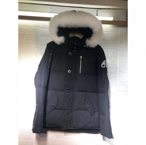 Black Down Jacket  - FashionBeast